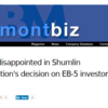 Phil Scott disappointed in Shumlin Administration's decision on EB-5 investor solicitation