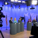 Democrats Debate Issues, Vying for State's Top Job