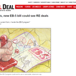If passed as is, new EB-5 bill could see RE deals crumble