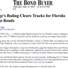 Judge's Ruling Clears Tracks for Florida Train Bonds