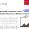 WILL THE POTENTIAL EB-5 EXPIRATION EASE CRE VALUATIONS?