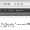 3/8 House Hearing, 3/3 USCIS EB-5 Stakeholder Engagement (I-829 division, RC geographic area, site visits, filing tips)