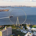 New York Wheel Project Suffering Infighting, Delays And Overruns