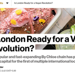 Is London Ready for a Vegan Revolution?