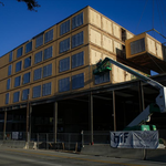NuLu hotel developer shows off innovative Construction Technique (photo&video)
