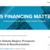 Immigration Debate Begins: Prospects for EB-5 Reform & Reauthorization