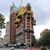 Brooklyn Heights Public Library and Condo Superstructure Climbs Past One-Third Mark