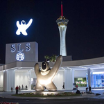 SLS Las Vegas reports a loss of $48.7 million in second quarter