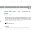 New Orleans RC Case Dismissed by U.S. District Court