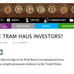 WHO ARE THE TRAM HAUS INVESTORS?