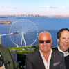 Early New York Wheel investor claims project has no coherent business plan, ineffective management