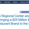 Florida EB-5 Regional Center and Spoleto Brazil Are Bringing a $25 Million Expansion of Spoleto Restaurant Brand to the State of Florida