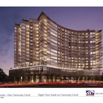 One University Circle apartment tower steps closer to groundbreaking, with port bond deal