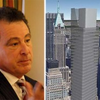 Madison, Pizzarotti scale up 45 Broad Street resi tower