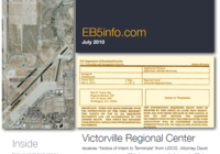 "Victorville Regional Center receives ""Notice of Intent to Terminate"" from USCIS"