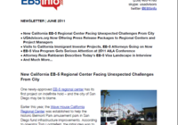 New California EB-5 Regional Center Facing Unexpected Challenges From City