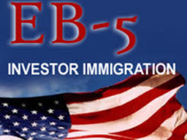 Normal eb 5 business investment