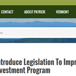 Leahy & Grassley Introduce Legislation To Improve & Extend Job-Creating Foreign Investment Program