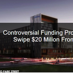 Controversial Funding Program Could Swipe $20 Millon From Downtown Hotel Plans