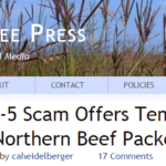 Vermont EB-5 Scam Offers Template for Explaining Northern Beef Packers Fiasco