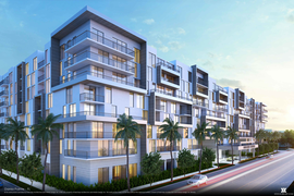Recent dania pointe 001 street view