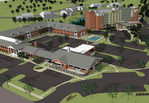 Amherst Hospitality Campus / H...