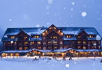 Jay Peak Resort - Tram Haus Lodge