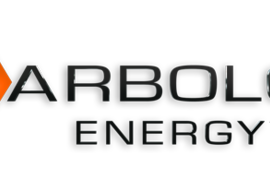 Recent carbolosic 3d logo