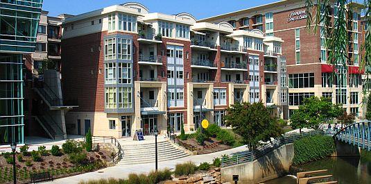 Modern Loft Apartments, Greenville, South Carolina