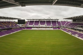 Recent new stadium inside jan15th