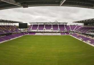 Recent large new stadium inside jan15th