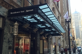 Recent residence inn by marriott on lasalle street