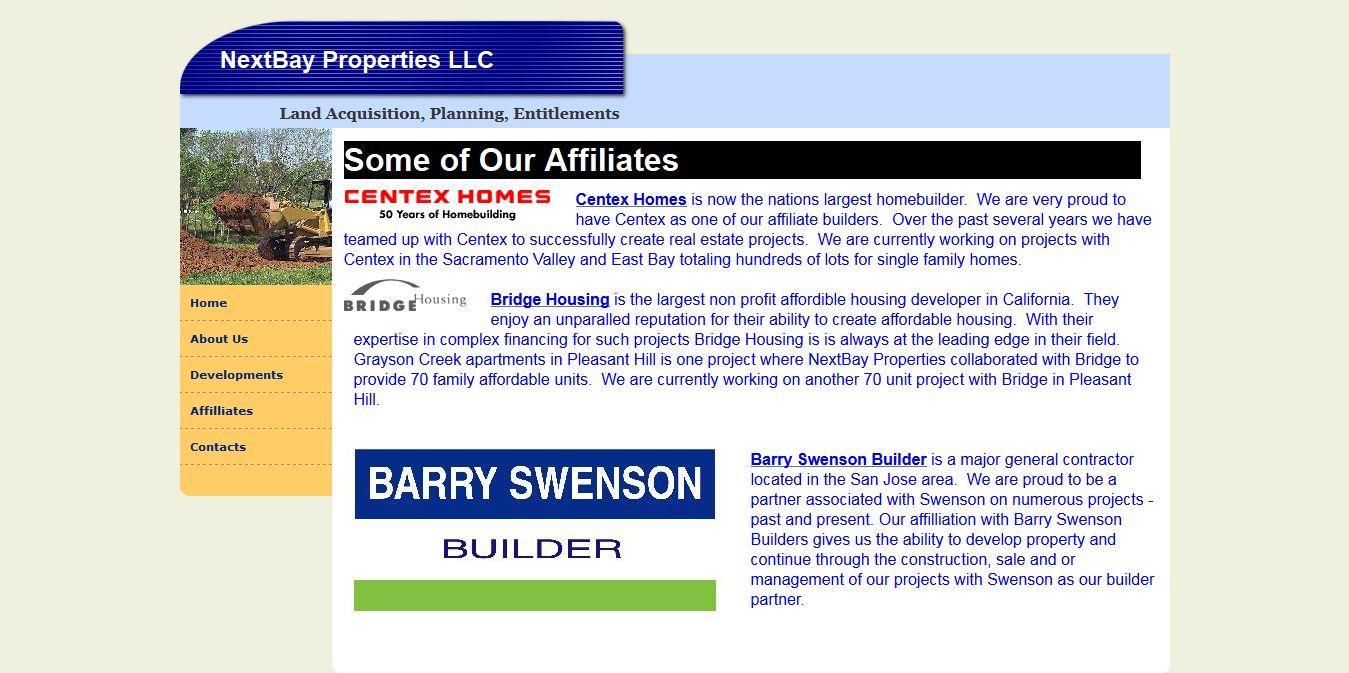 Associated Properties Llc