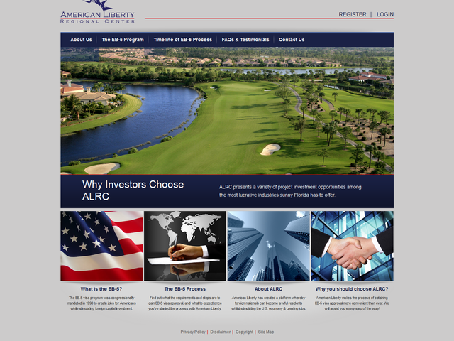 American Liberty Regional Center screenshot