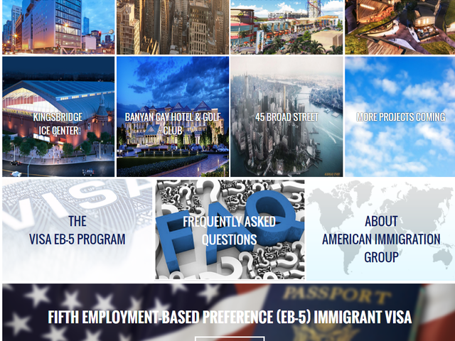 American Immigration Group – NYRC screenshot