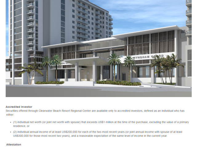 Clearwater Beach Resort Regional Center screenshot