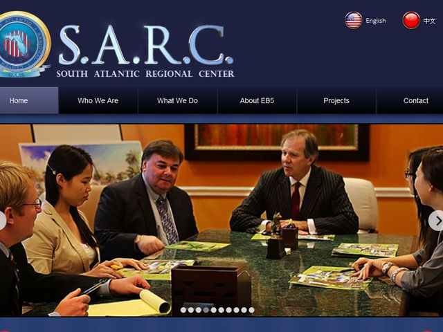 South Atlantic Regional Center (SARC) screenshot