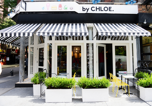 Live! Q&A with David Selinger on by Chloe restaurants