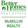 Better Homes and Gardens Real Estate McMillin Realty logo