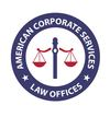 American Corporate Services Law Offices, Inc. logo