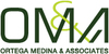 Ortega-Medina and Associates logo