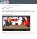 EB-5 Investment Report Interview