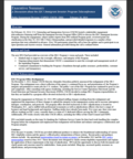 USCIS Feb. 2014 Stakeholder's Call Executive Summary