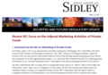 Recent SEC Focus on the Internal Marketing Activities of Private Funds
