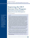Brookings Institute EB-5 Report