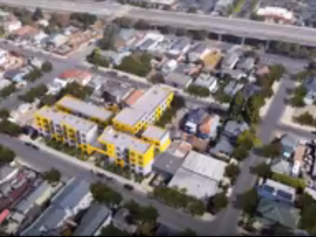 Berkeley Regional Center's Madison Park Financial Project - Gallot Lofts