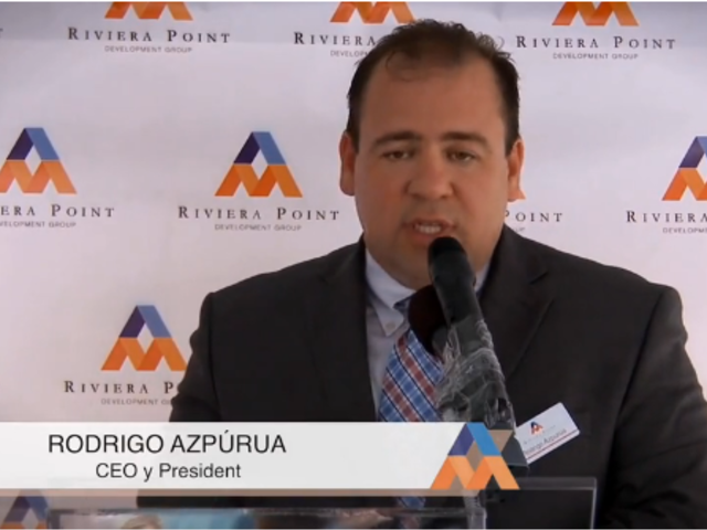Rodrigo Azpurua on the EB-5 Project Showcase Event on Feb 28, 2017
